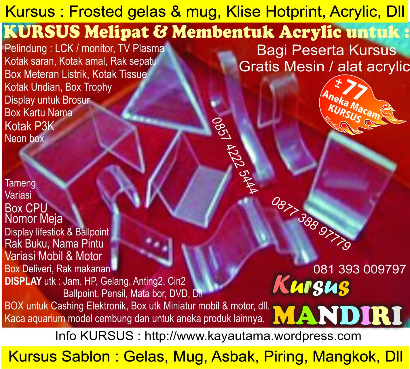 3m Vinyl Wrap For Sale >> KAMI PUSAT KURSUS ANEKA MACAM KETERAMPILAN TERLENGKAP dan TERPERCAYA Sejak : 1985 dan di Website ...